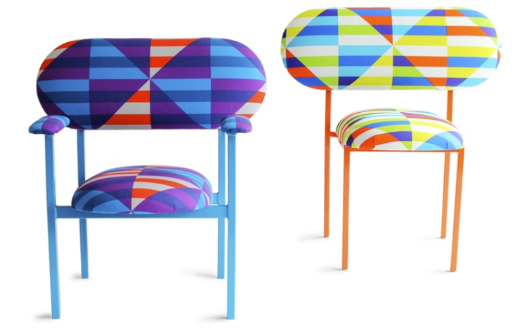Studiomama's Reimagined Chairs