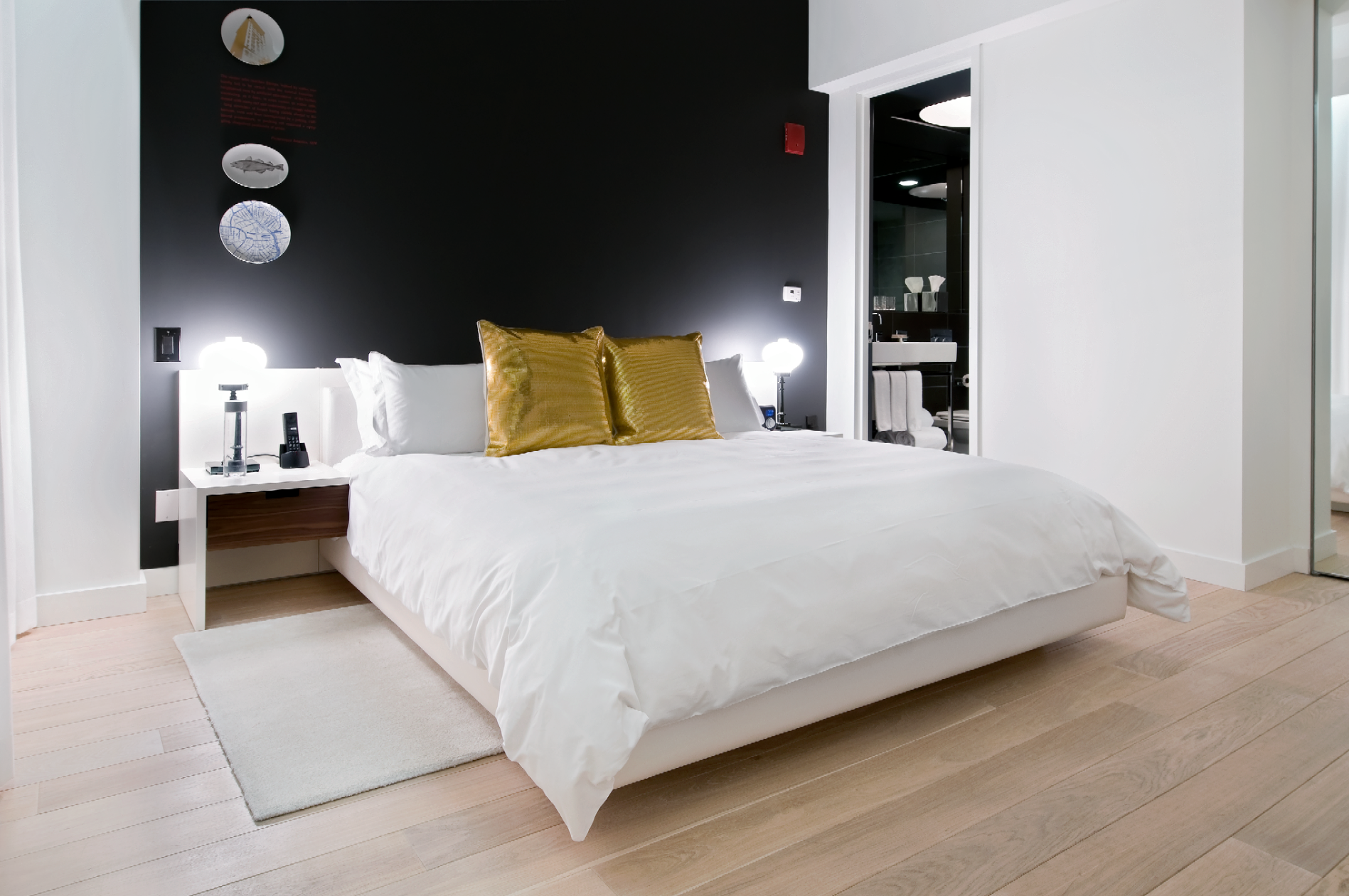Bedroom Flooring From Siberian Floors