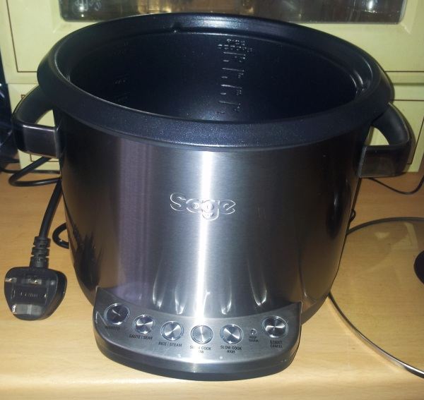 Multi Cooker with the bowl
