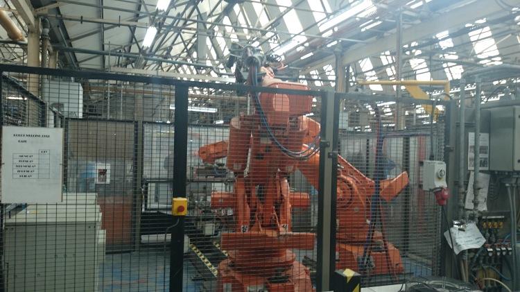 Rangemaster robots