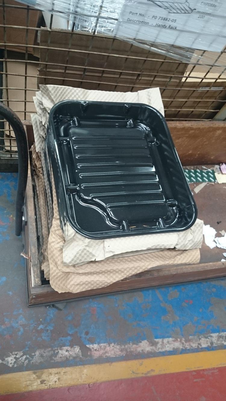 Rangemaster pans