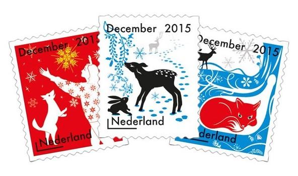 Tord Boontje designed stamps