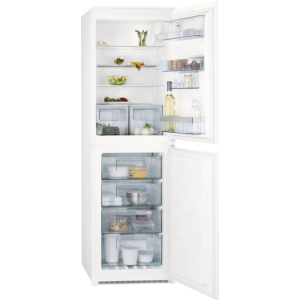 AEG fridge freezer
